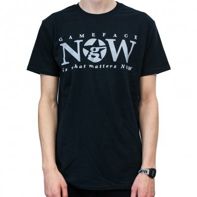 gameface - Now | T-Shirt