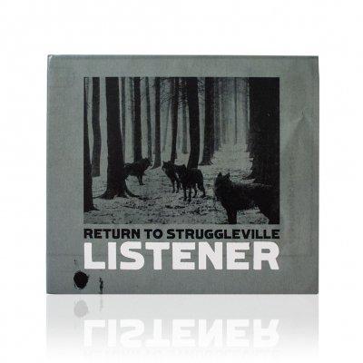 Listener - Return To Struggleville | CD