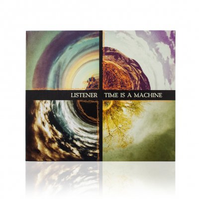 listener - Time Is A Machine | CD