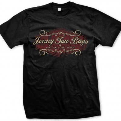 Jonny Two Bags - Salvation Town | T-Shirt