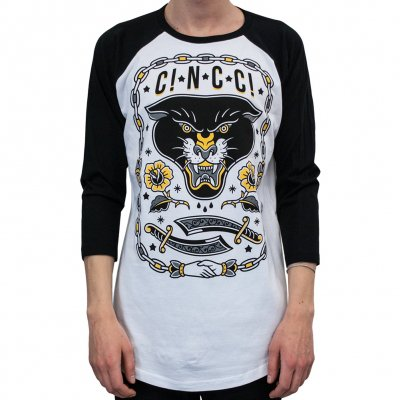 Chunk No Captain Chunk - Tattoo | 3/4 Baseball Longsleeve