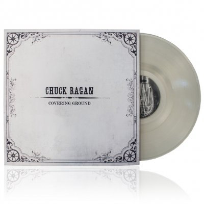 chuck-ragan - Covering Ground | Clear Vinyl