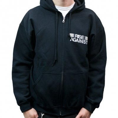 Rise Against - Owl | Zip-Hood