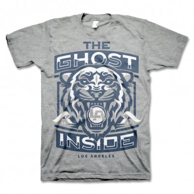 The Ghost Inside - Endangered | T-Shirt