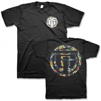 The Ghost Inside - Hawaiian Monogram Logo | T-Shirt