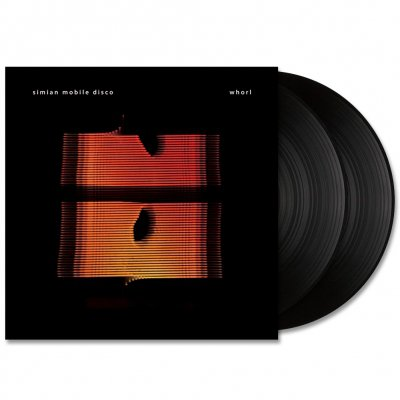 anti-records - Whorl | 2xBlack Vinyl