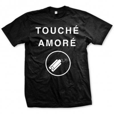 Touche Amore - Bomb | T-Shirt