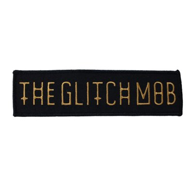 The Glitch Mob - Logo | Patch