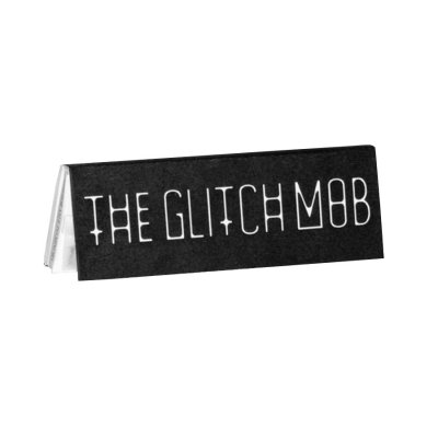 The Glitch Mob - Logo | Rolling Papers