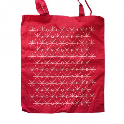Touche Amore - Pattern | Tote Bag