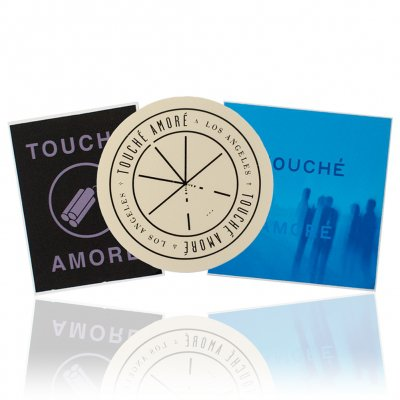 Touche Amore - Logo | Sticker Pack