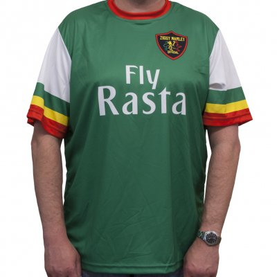 ziggy-marley - Fly Rasta | Football Jersey