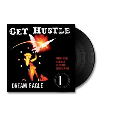 "Get Hustle - Dream Eagle | 12"" Vinyl EP"