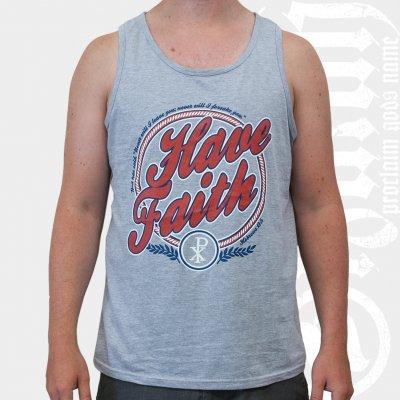 Have Faith | Tank Top