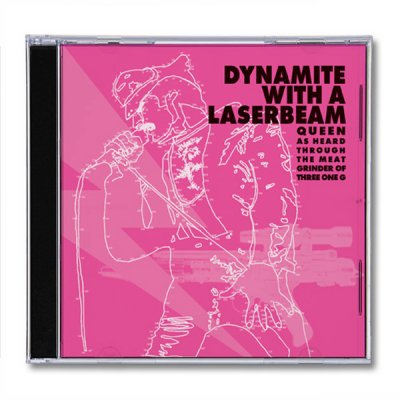 three-one-g - Dynamite With A Laser Beam | CD