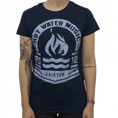Hot Water Music - Olympic | Girl Fitted T-Shirt
