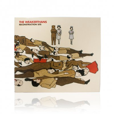 The Weakerthans - Reconstruiction Site | CD