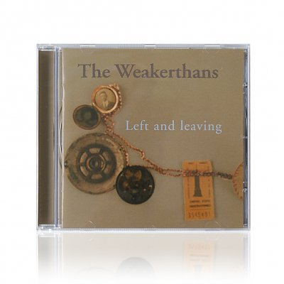 The Weakerthans - Left And Leaving | CD