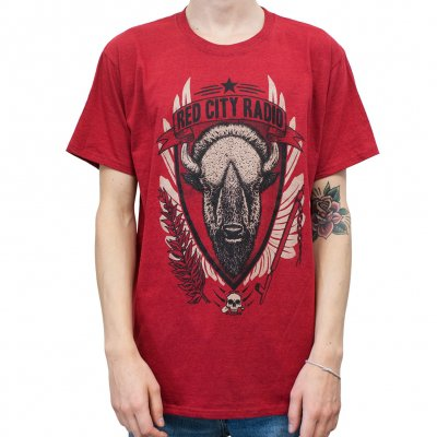 Red City Radio - Buffalo | T-Shirt