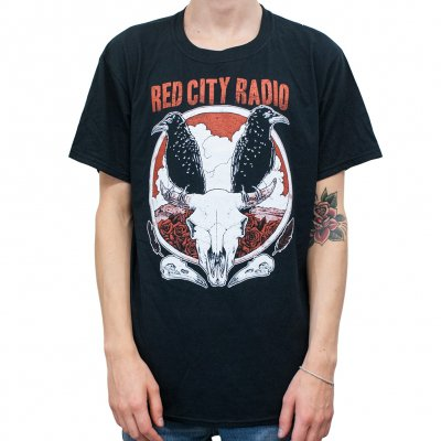Red City Radio - Crow | T-Shirt