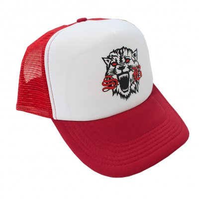Smoke Blow - Löwe Kiel Red | Trucker Cap