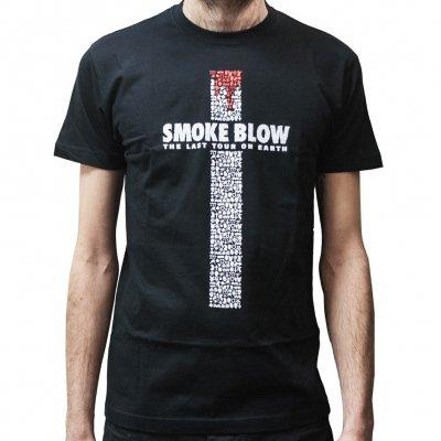 Smoke Blow - Last Tour On Earth   T-Shirt