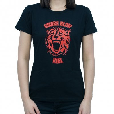Smoke Blow - Löwe Kiel | Fitted Girl T-Shirt