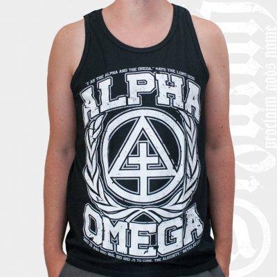 izaiah - Alpha Omega | Tank Top