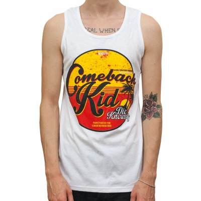 Comeback Kid - Palm Tree | Tank Top