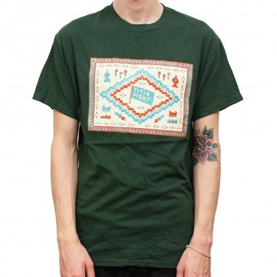 title-fight - Rug | T-Shirt