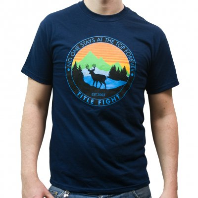 title-fight - Deer | T-Shirt