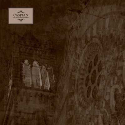 caspian - Live At Old South Church | CD EP