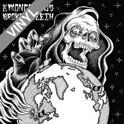 Broken Teeth/The Mongoloids - Broken Teeth/The Mongoloids | Grey 7 Inch