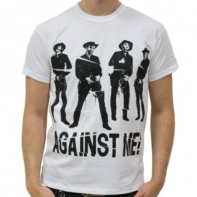 Against Me! - Cowboy | T-Shirt