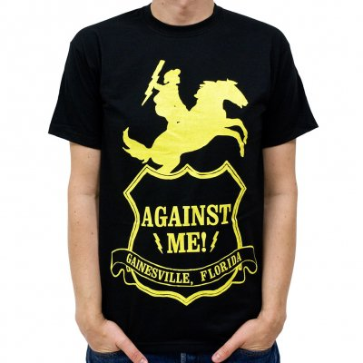 Against Me! - Shield | T-Shirt