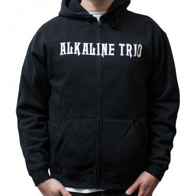 Alkaline Trio - Classic Heartskull | Zip-Hood