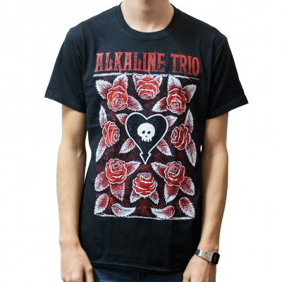 alkaline-trio - Rose | T-Shirt