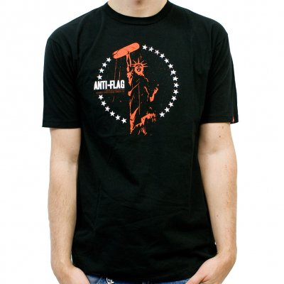 anti-flag - Vans | Charity T-Shirt