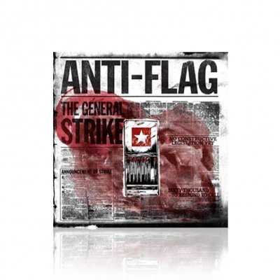 Anti-Flag - The General Strike | CD
