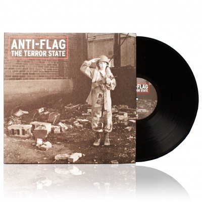 Anti-Flag - The Terror State | Black Vinyl