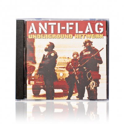 anti-flag - Underground Network | CD
