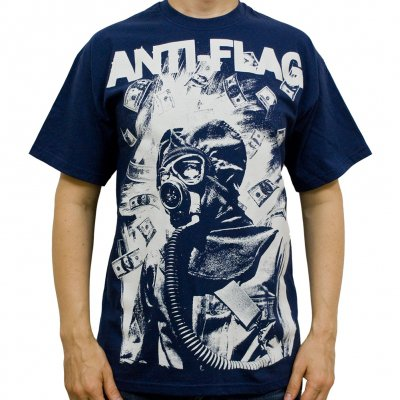 anti-flag - Gasmask | T-Shirt