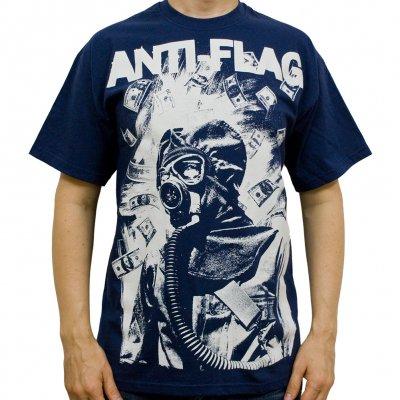 Anti-Flag - Gasmask | T-Shirt