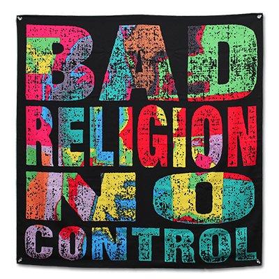 Bad Religion - No Control | Flag