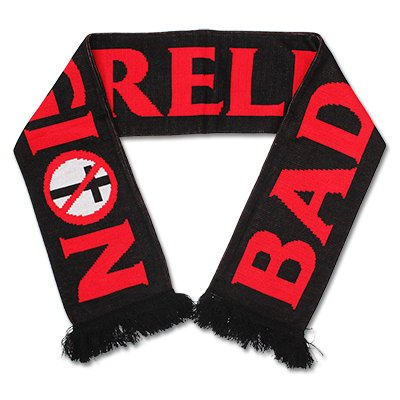 Bad Religion - Crossbuster Logo | Scarf