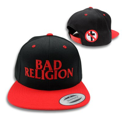 bad-religion - Logo | Snapback Cap
