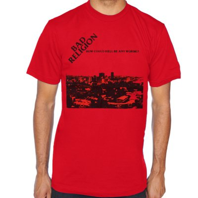bad-religion - How Could Hell Be Any Worse | T-Shirt