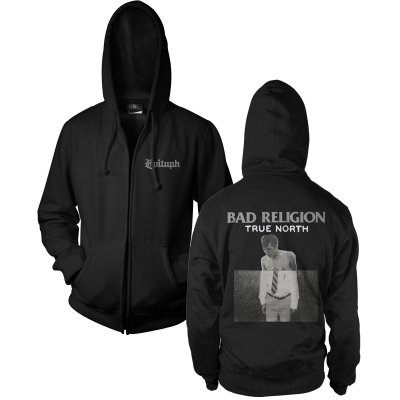 Bad Religion - True North | Zip Hooded Sweatshirt