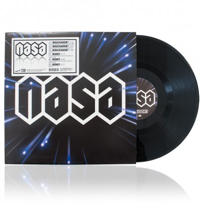 NASA - Watchadoin?/Money | Vinyl