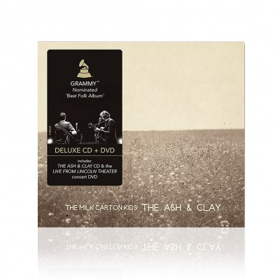The Ash & Clay | CD